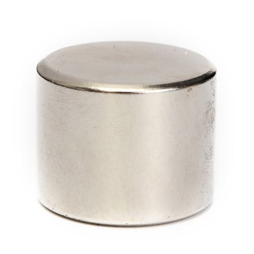 1 iman neodimio circular 20mm x 15mm super potentisimo xto
