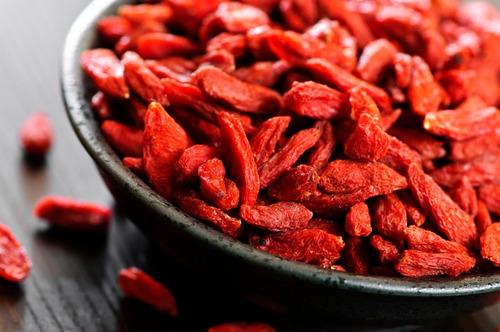 1 kg + 500 g de  bayas de goji berry  deshidratadas + envio