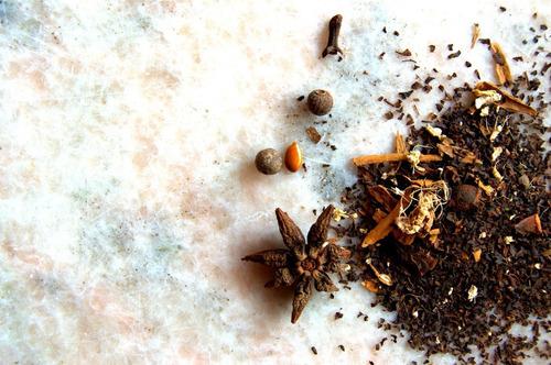 1 kg de blends de té en hebras - fraccionable en 2 sabores