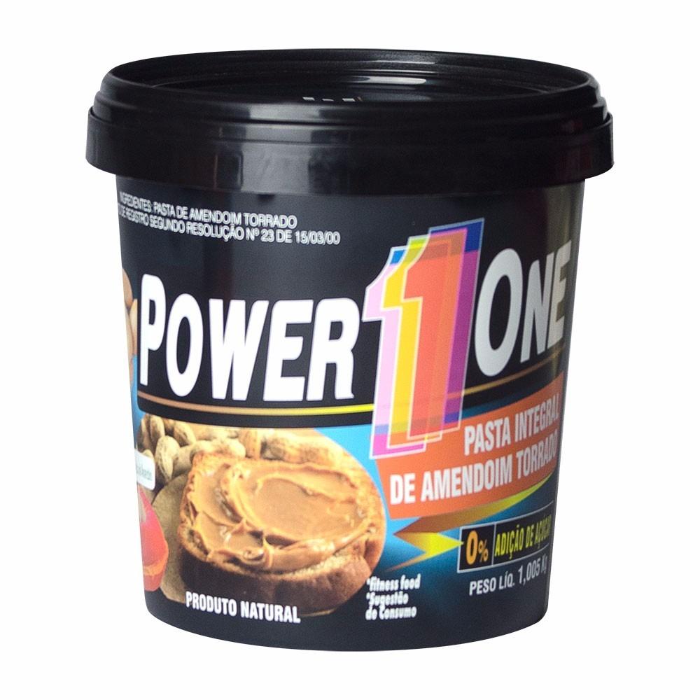 1 kg pasta de amendoim integral 1kg power 1 one r 18 for Cucinare 1 kg di pasta