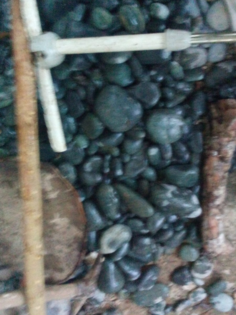 1 Kg Piedra En Bruto Autentica De Jade Verde De Chiapas