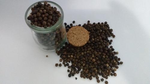 1 kg pimenta do reino preta seca em grãos frete grátis