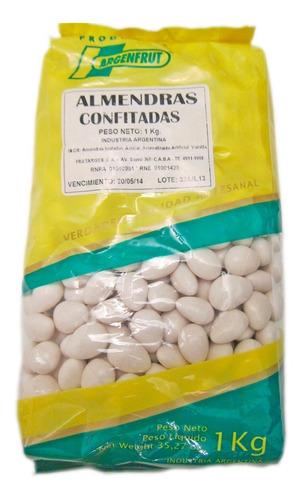 1 kilo almendras confitadas 1ªmarca - barata la golosineria