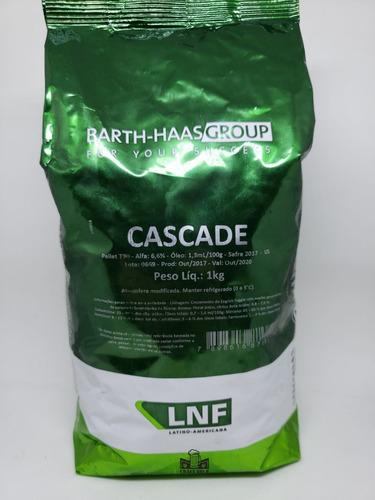1 kilo lupulo cascade em pellet  barth-haas