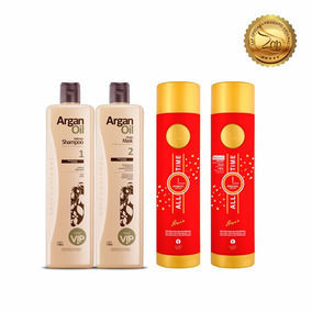 a689fbb16 Escova Progressiva Da Embalagem Lilas - Cabelo Kits de Tratamentos Zap no  Mercado Livre Brasil