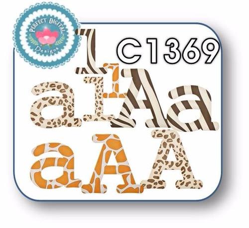 1 kit imprimible x6 alfabeto abecedario letras p/ tarjetas