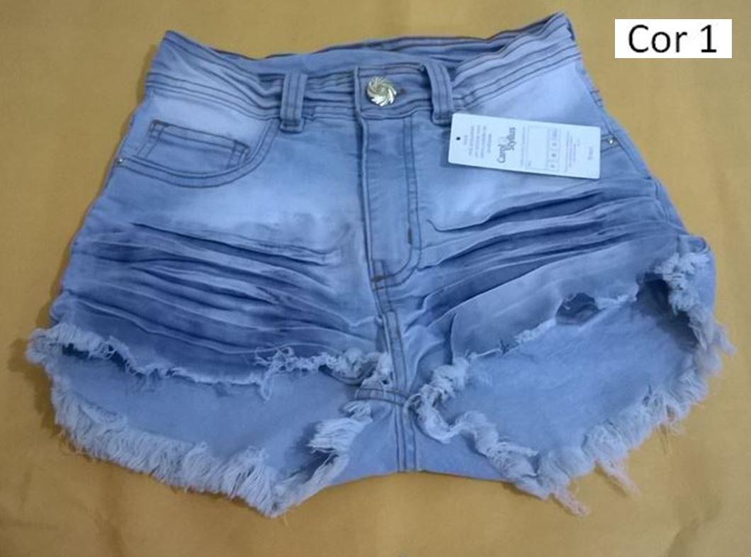 1 kit revenda com 10 shorts hot pants cintura alta. Carregando zoom. 687ac2163c1