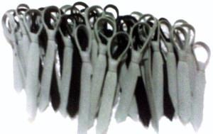 1-lembranças para casamento 100 mini  gravatinhas