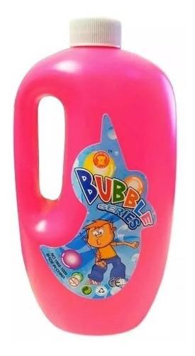 1 litro de liquido de burbujas maquina de burbujas importado
