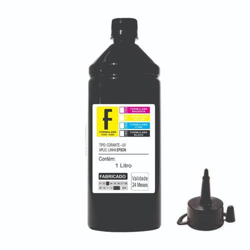 1 litro tinta preta impressora l495 l575 l395 l380 m205 l120
