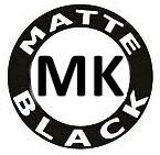 1 ltr tinta mk-matte-black pig. plotter hp72, 727, 70, 91
