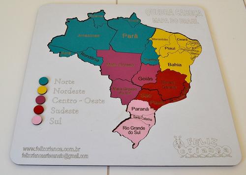 1 mapa do brasil + 1 mapa da américa do sul