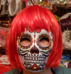 dabadd10e Mascaras Mexicanas Dia De Muertos - Disfraces y Cotillón en Mercado ...