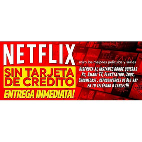 Cuentas De Netflix Activas - Otros en Mercado Libre Argentina