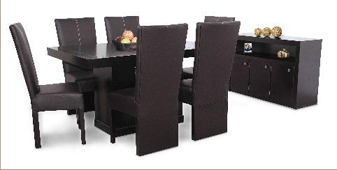 1 mesa de madera para comedor de 6 personas 1