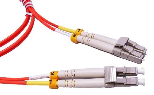 1 meter multimodo duplex cable de fibra óptica (62.5-125) -
