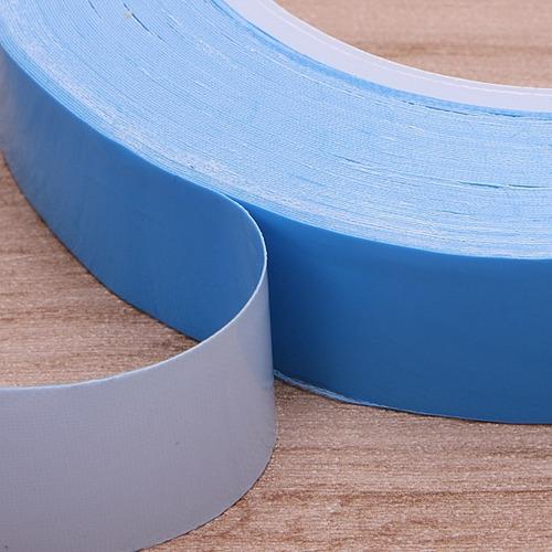 1 metro 2cm 0,2mm fita thermal pad termica adesivo barra led