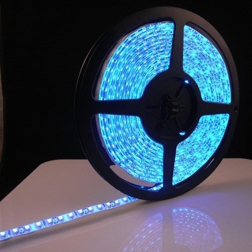 1 metro de tira cinta 120 ledm p/interior rollo ultrabrillo
