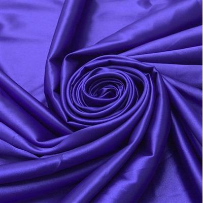 1 metro tecido cetim com elastano para roupa com lycra