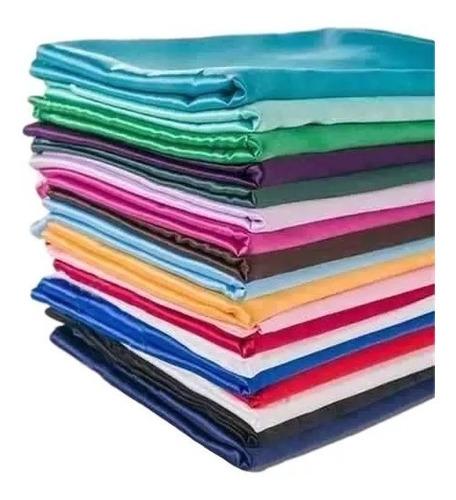 1 metro tecido cetim para roupa fantasia decoração cortina