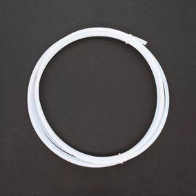 2mm ID x 3mm OD Tubo conector PTFE de tefl/ón Bowden tubo blanco para impresora 3D 1.75 filamento