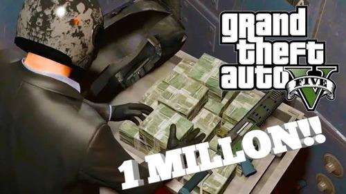 1 millon de dólares en gta para xbox one