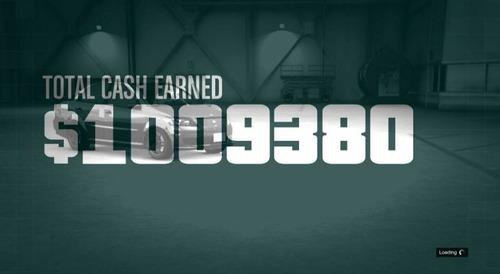1 millon en gta v para xbox one facil !!!