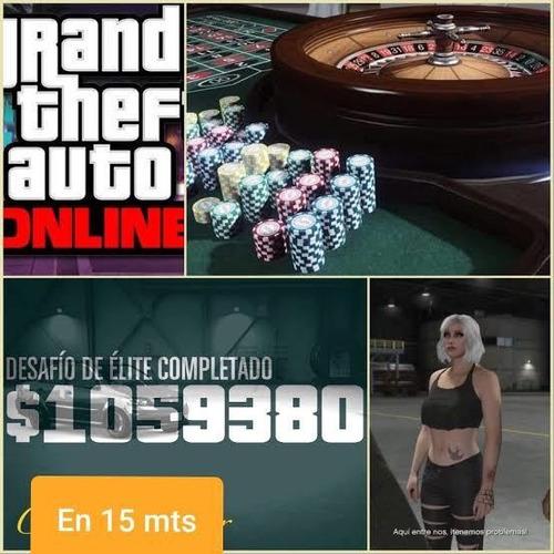 1 millón para gta v en playstation 4