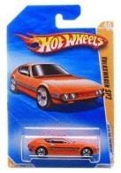 1 miniatura em metal, marca hot-wheels, escala 1/64 = 7 cm
