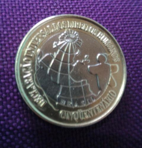 1 moeda direitos humanos 1998 dh