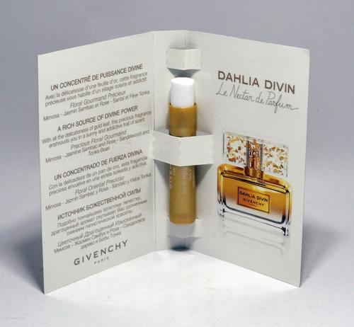 1 muestra de perfume ampolleta varios aromas originales