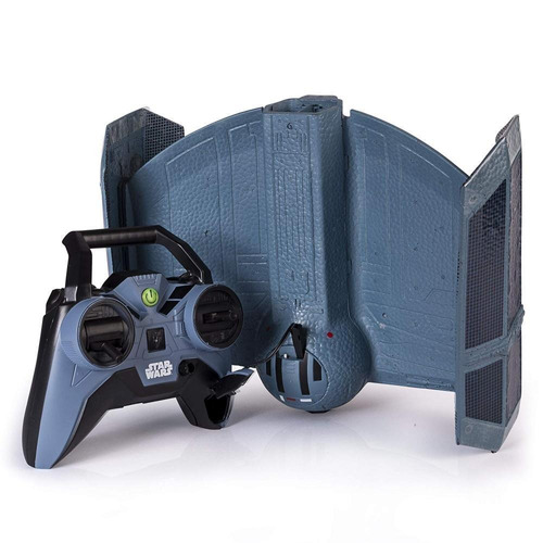 1 nave kylo ren metal + 2 sticker darth vader stormtrooper