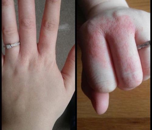 1 nuskin hand lotion,  125ml
