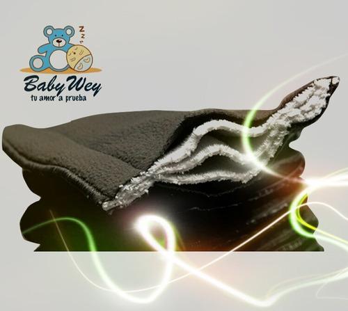 1 pañal ecológico 1 absorbente de carbón bambú 5 caps