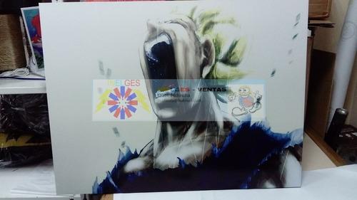 1 panel cuadros personalizados- pixeles locos