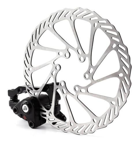 1 par de montaña bicicleta disco freno de disco zapata 160mm