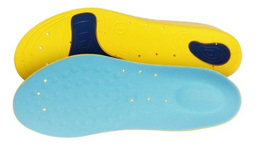 1 par kids plano pies deportes zapatos plantillas arco apoyo