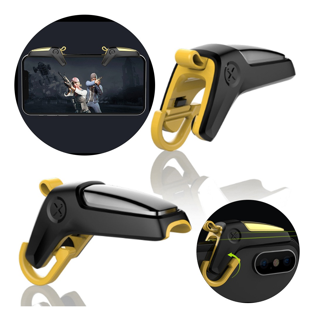Game Controller Trigger Aim Button For Mobile Phones
