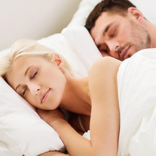 1 par protectores auditivos 3m tapa oidos 32db dormir leer