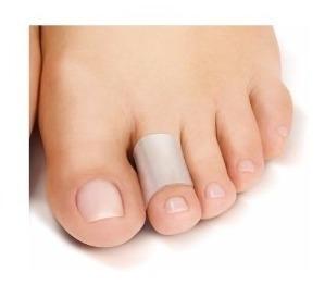 1 par separador de dedos atritos lesão..