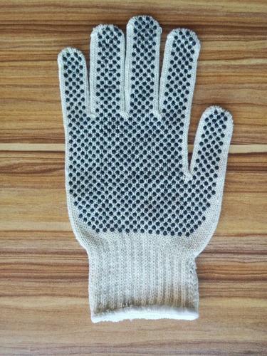 1 pares guante japones con puntos pvc antiderrapante