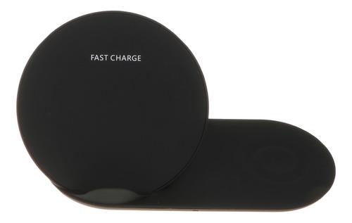 1 pc almohadilla de cargador inalàmbrico reloj inteligente