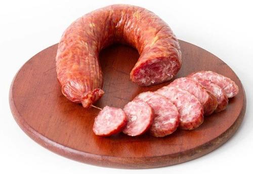 1 peça queijo canastra + 1kg bacon + 1kg linguica artesanal