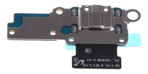 1 pedazo puerto carga de repuesto compatible para usar con