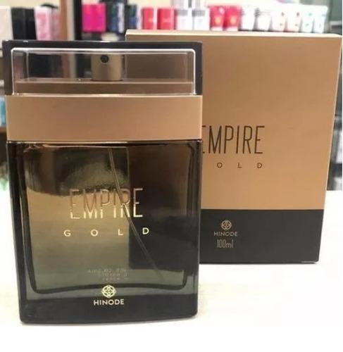 1 perfume empire gold 100ml - lançamento!!!!!  original