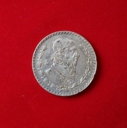 1 peso estados unidos mexicanos 1967