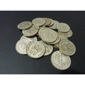 1 Peso Morelos Tepalcate De Plata Desde 1 Pieza