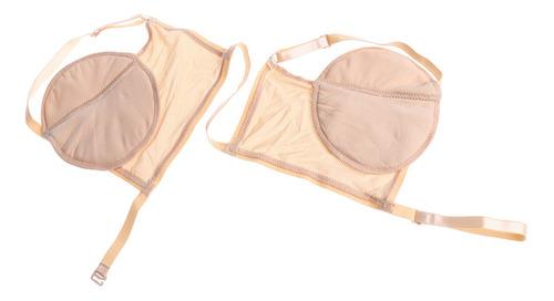 1 pieza de almohda de sobaco sudor absorbente para camisas