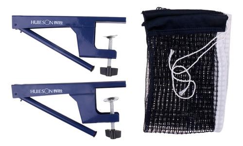1 pieza de red de tenis de mesa poste abrazadera soporte
