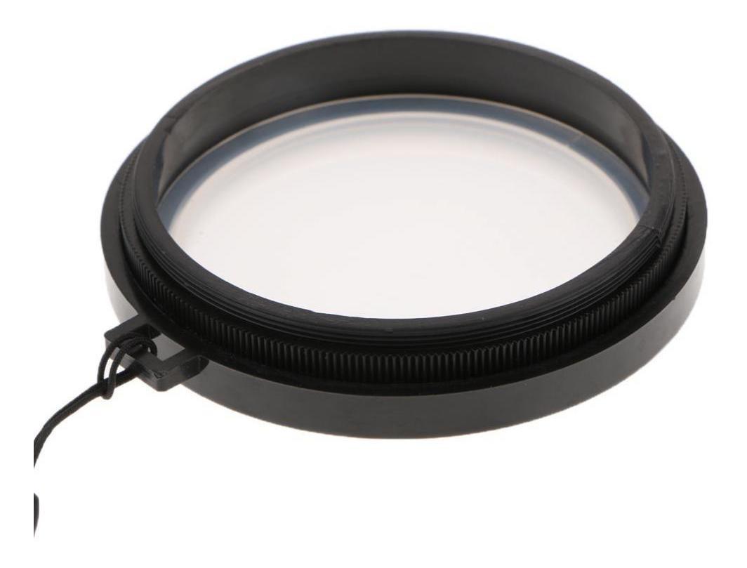 72mm tapa lente adecuado para Camara objetiva y filtros